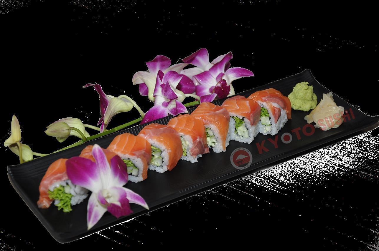 Thưởng thức sushi đúng cách