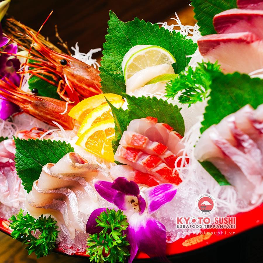 Lợi ích của Sashimi mang lại cho sức khỏe của bạn