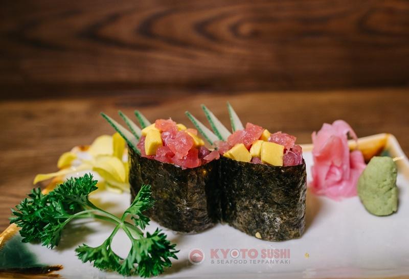 Sushi - nhà hàng nhật bản tại đà nẵng - Kyoto Sushi
