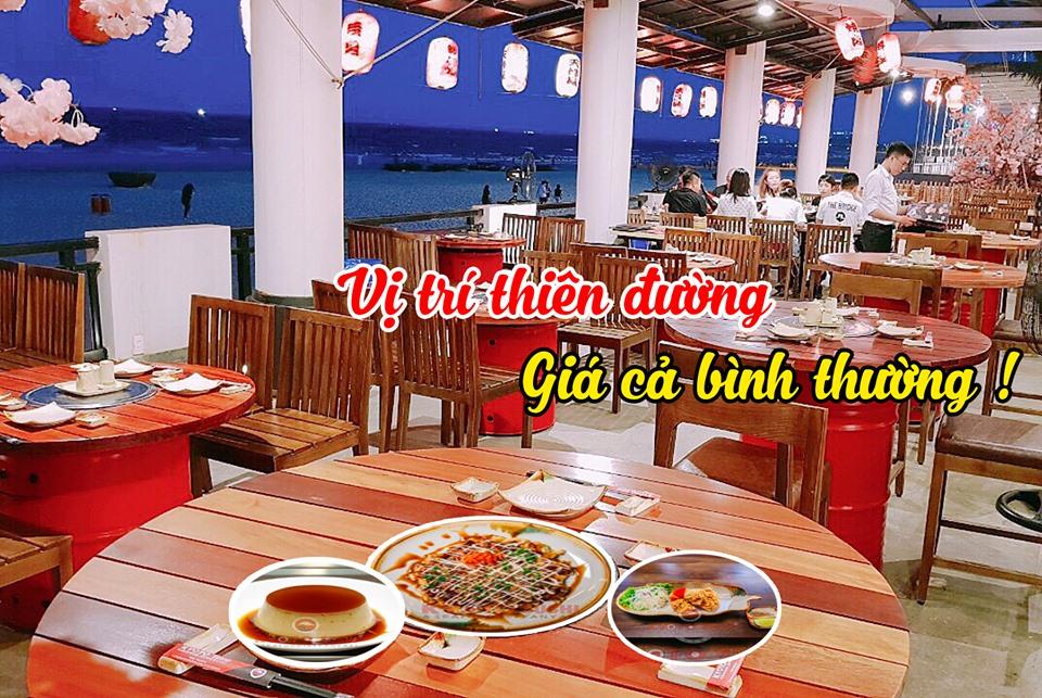 Nhà hàng Nhật Bản tại Đà Nẵng được thực khách ưa chuộng