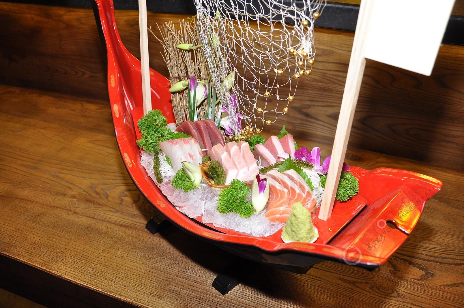 Ẩm thực Nhật Bản tốt cho sức khỏe